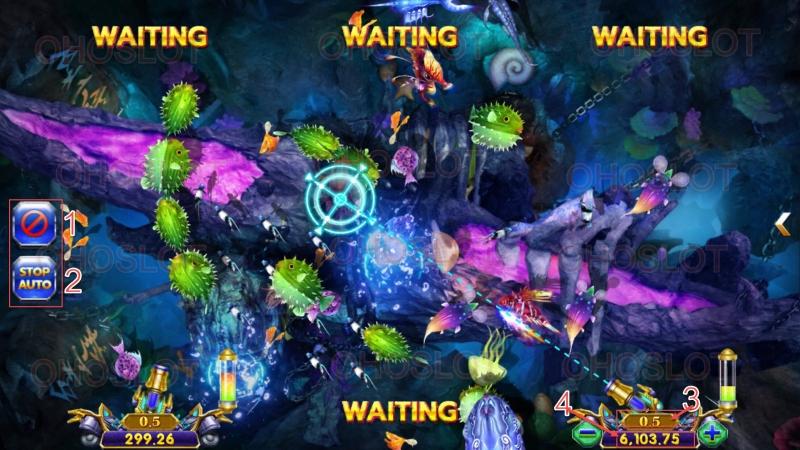 รีวิวเกมยิงปลาไฮดร้า เกมส์ออนไลน์ที่คนให้ความสนใจเป็นอย่างมากในปัจจุบัน