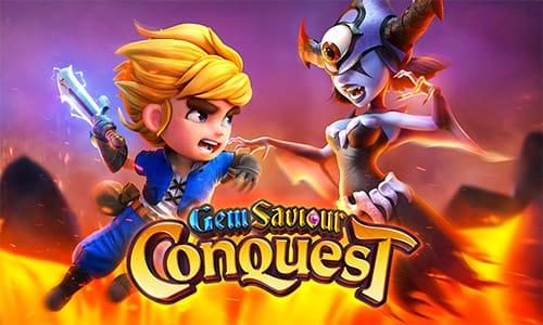 เกมGEM SAVIOUR CONQUEST